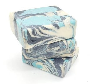 Vanilla Man Homemade Soap, Soap for Men, Natural Soap, Organic Soap, Scented Soap