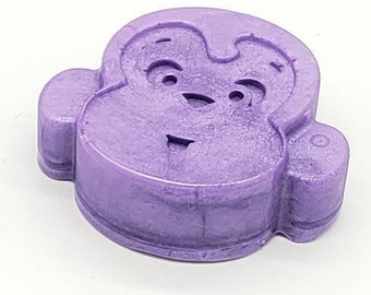 Purple Monkey Homemade Soap, Novelty Soap, Artisan Soap, Kids Soap, Scented Soap, Aloe Soap