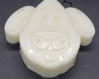 White Dog/Puppy Goats Milk Soap, Homemade soap,  Children Soap, Kids Soaps, Kids gift, Novelty Soaps, Soap Favors, Scented Soap