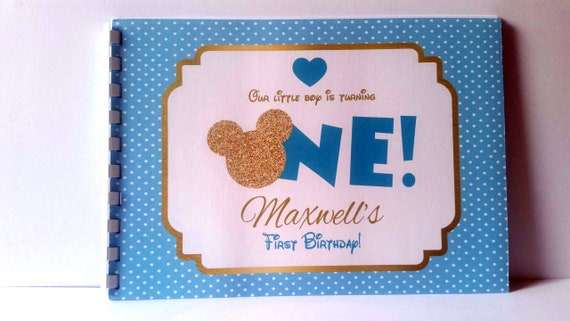 Guest Predictions A5 size book. Baby Shower Book