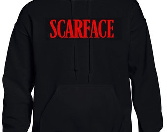 Scarface Hoodies Etsy