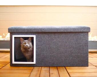 Litter Box Furniture   Etsy