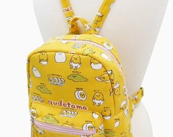 60ca7708c4ec Gudetama Small Backpack  Pre-order