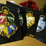 Howgarts Stickers