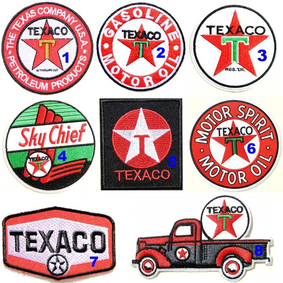 """Castrol Motor Oil Patch~Car Auto Racing~3/"""" x 3/""""~Embroidered~Iron Sew~Ships FREE"""