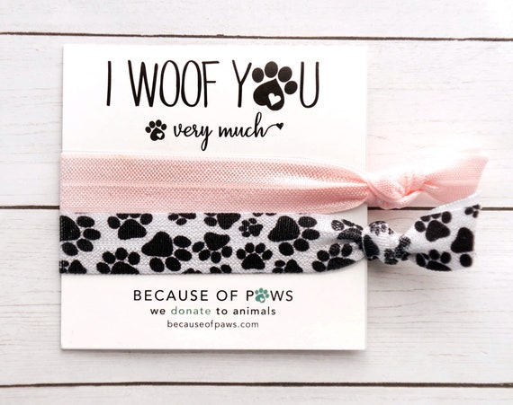 I Love You Gift from the Dog For Dog Mom  Gift Under 5 H1 9Z