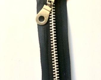 100cm #5 Separating Zipper 12 Colors Zipper Zip Steel Zipper Solid Coil Zipper Laceking made in korea
