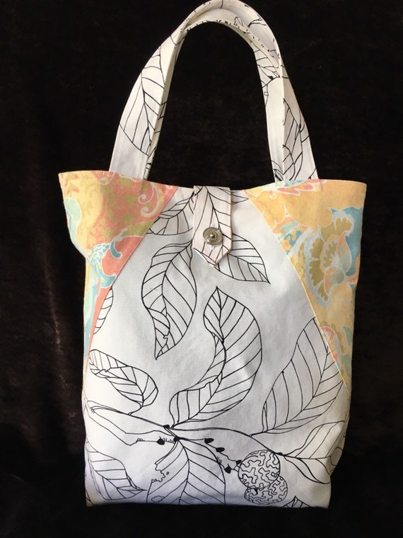 The Younger than Springtime tote