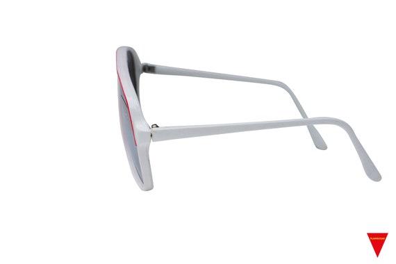70's Polarized Ski Aviator Sunglasses Heavy Duty … - image 4