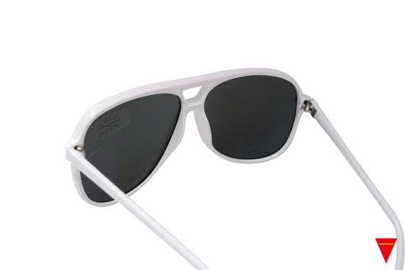 70's Polarized Ski Aviator Sunglasses Heavy Duty … - image 6
