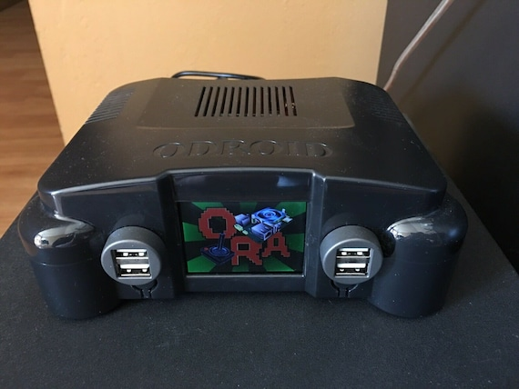 ODROID-XU4Q N64 Bundle, up to 400GB with 14000+ Games!  DreamCast/Naomi/Saturn and More! Cheapest Price in the market!