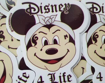 Mickey mouse gangsta   Etsy