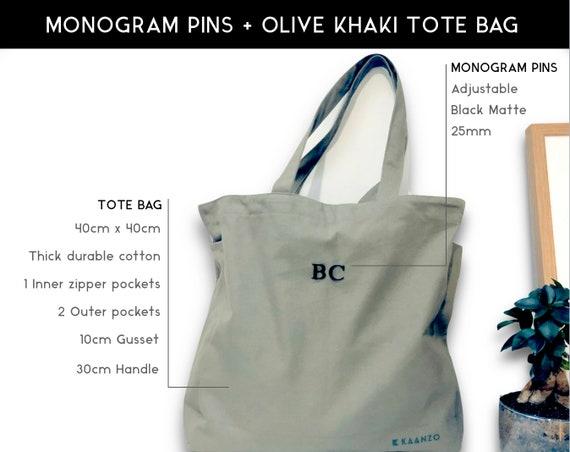 Gold Black Tote Bag Your Logo Bag Own Design Tote Bag Tote Bag with Gold Logo