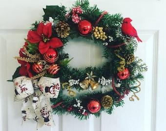 Items Similar To Sale Mantle Decor Festive Decor Christmas