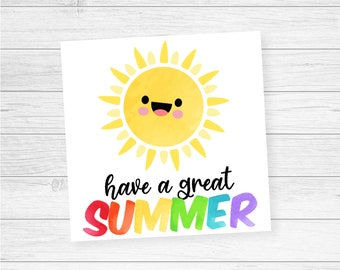 Have a great summer   Etsy