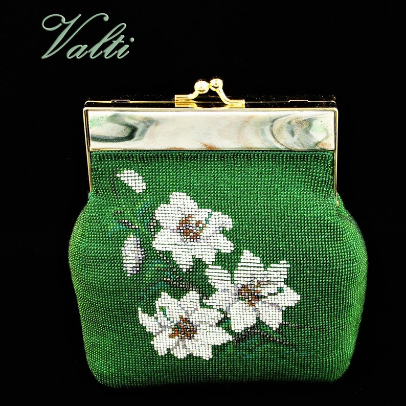 gift woman everyday bag evening handbag crochet handbag beaded crochet bag clutch bag woman