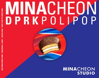 Polipop Art Book : DPRK POLIPOP