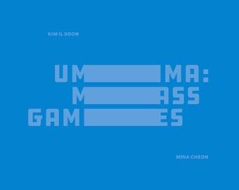 Polipop Art Book : Umma Mass Games