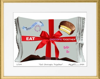 Eat Chocopie Together