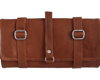 416c174d8337 Leather Toiletry bag