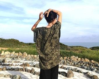 floral kimono | boho kimono | cover up kimono | boho duster