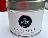 Radiance Blend Wellness Candle