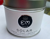 Solar Blend Wellness Candle
