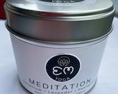Meditation Blend Wellness Candle