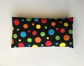 Bright Dots Lavender Filled Eye Pillow