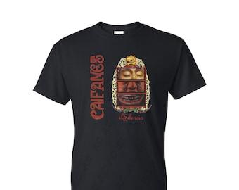Caifanes Women/'s V-Neck T-Shirt C Ready to ship!