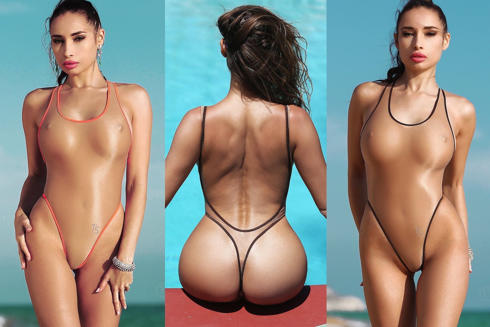 Buy Bodysuit Thong Leotard