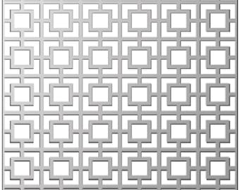 Beauti-Vent™ The Original Magnetic Vent Cover for Return Vents & Registers Square Pattern