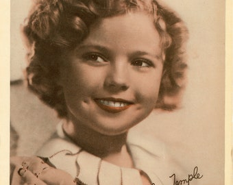 Mouse Pad Gaming Or Computer Shirley Temple Collage