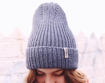 c6f49d1d5bf Alpaca Wool Beanie Hat
