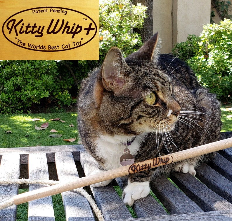 KittyWhip for larger hunters image 0