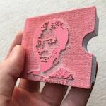 Harriet Tubman stamp (Slim handle)