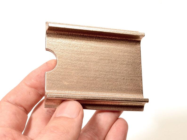 Harriet Tubman stamp Steel handle image 0
