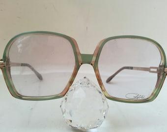 17796c2cc238 VINTAGE CAZAL eyeglasses SUNGLASSES old school N.Y.C. rapper hip hop run  D.M.C. handmade in west germany mod 306 N.O.S. 80s new old stock