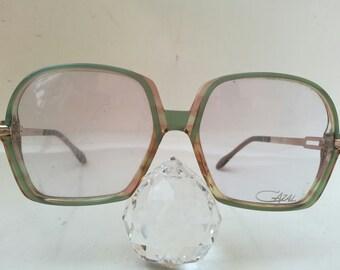 74a719d2e5 VINTAGE CAZAL eyeglasses SUNGLASSES old school N.Y.C. rapper hip hop run  D.M.C. handmade in west germany mod 306 N.O.S. 80s new old stock