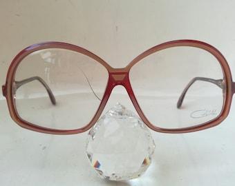 c4bd65cfe4 VINTAGE CAZAL eyeglasses SUNGLASSES old school N.Y.C. rapper hip hop run  D.M.C. handmade in west germany mod 156 N.O.S. 80s new old stock