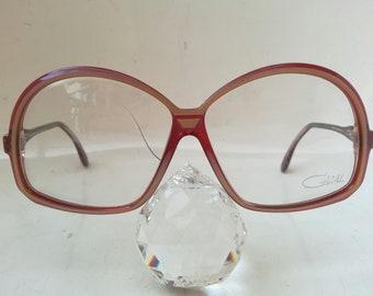 0fd247f0e2b6 VINTAGE CAZAL eyeglasses SUNGLASSES old school N.Y.C. rapper hip hop run  D.M.C. handmade in west germany mod 156 N.O.S. 80s new old stock