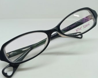 c1ce359ae4652 VINTAGE mod BETSEY JOHNSON new wave vintage eyeglasses sunglasses avant  garde N.O.S