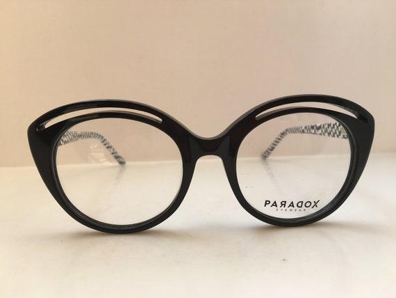 handmade cateye eyeglasses frame