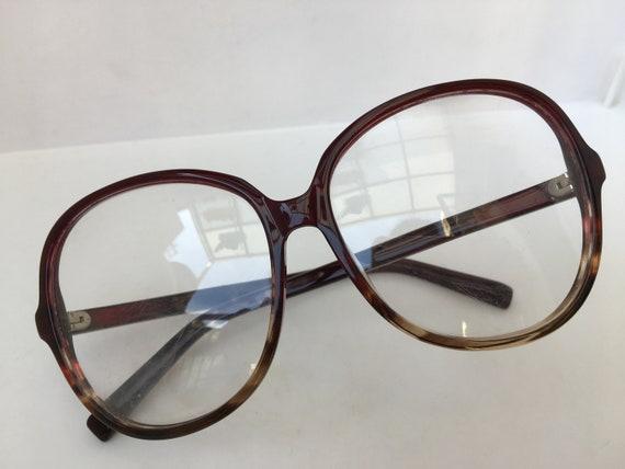 MOD TRIPLE PLY laminate hand made acetate eyeglass