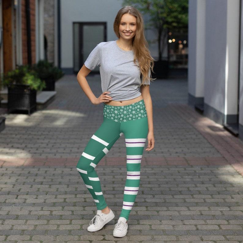 Vanellope von Schweetz Christmas Edition Women/'s Leggings