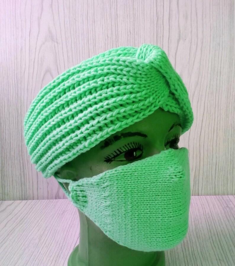 Headband Knitting Pattern. The Knitted Classic Twist ...