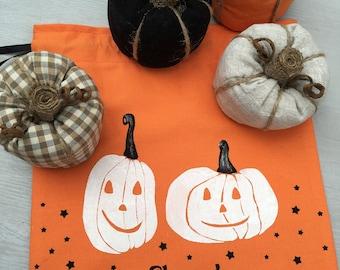 Halloween Trick or Treat Bag Kids Adults Halloween Costume Refill Reuse
