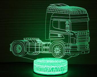 Scania Dekor Etsy