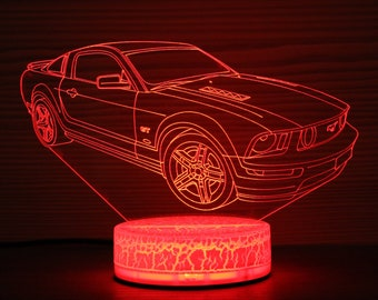 Car Lamp Etsy