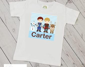 02c45499 Boys Frozen Disney Shirt, Olaf Frozen Disney Shirt, Personalized Frozen  Shirt, Disney Frozen Shirt, Watercolor Frozen Shirt